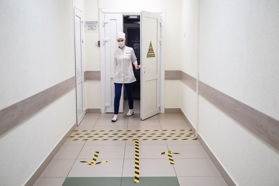 152 человека заболели за сутки в Москве коронавирусом.