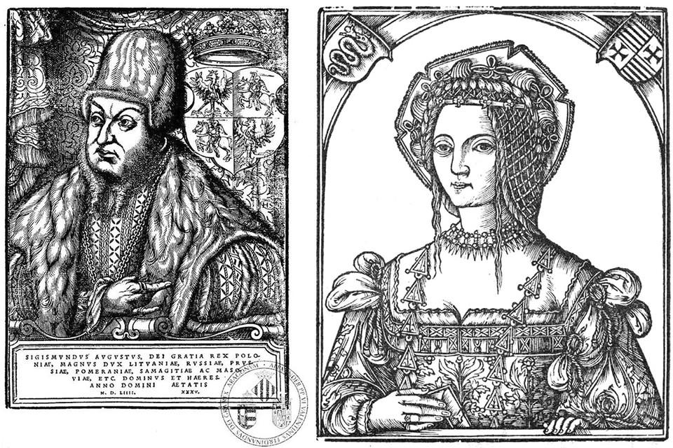 Гороскопы Жигимонта Августа и Боны Сфорца были в сборниках о VIP-персонах Европы. Фото: wikipedia.org