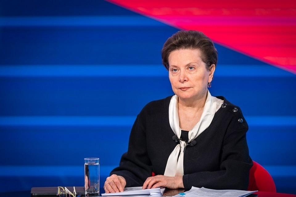 Губернатор Югры Наталья Комарова – о коронавирусе, самоизоляции и работе в период пандемии. Фото: Правительство Югры