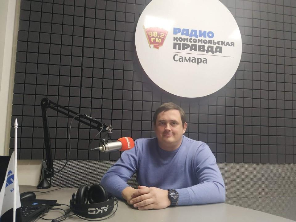 Сергей Кругляков отметил, что самарцам за долги могут отключать горячую воду