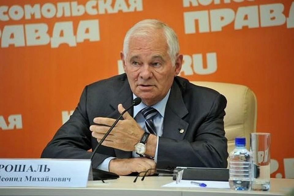Леонид Рошаль 16 апреля заявил, что России, вероятнее всего, подходит к пику заболеваемости коронавирусной инфекцией.