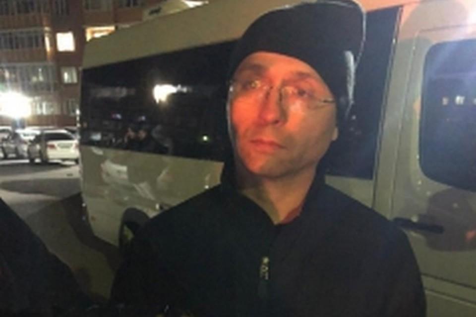 Задержанный за взятку в 2 миллиона замгубернатора Хакасии арестован на два месяца. Фото: ГСУ СК России по Красноярскому краю и Республике Хакасия