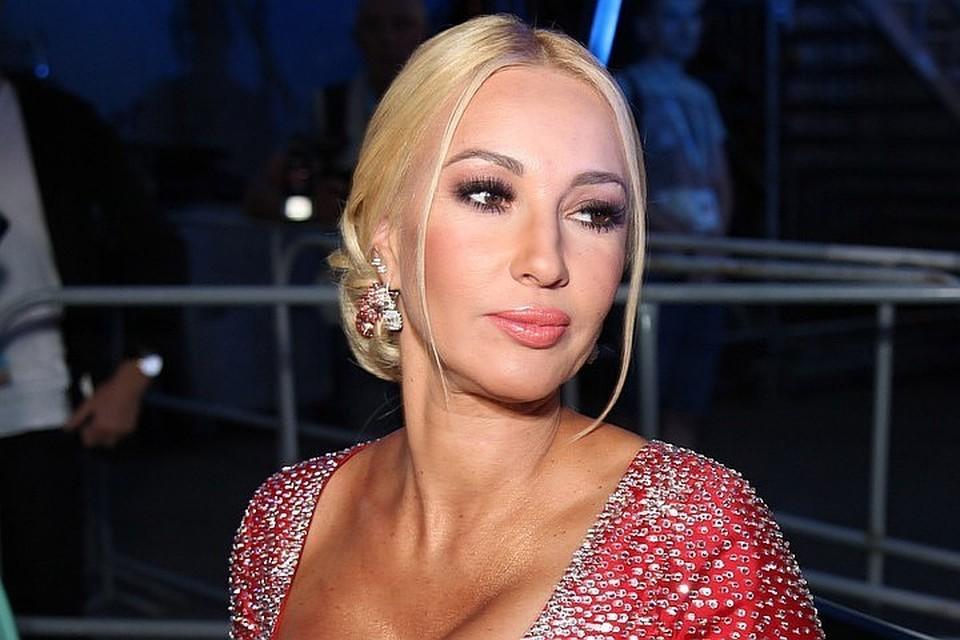 Лера Кудрявцева начала очередной курс лечения