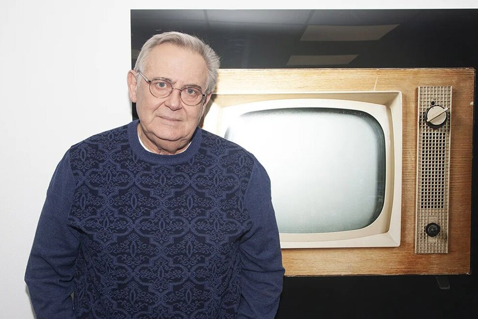 Юрий Стоянов. Фото Россия 1