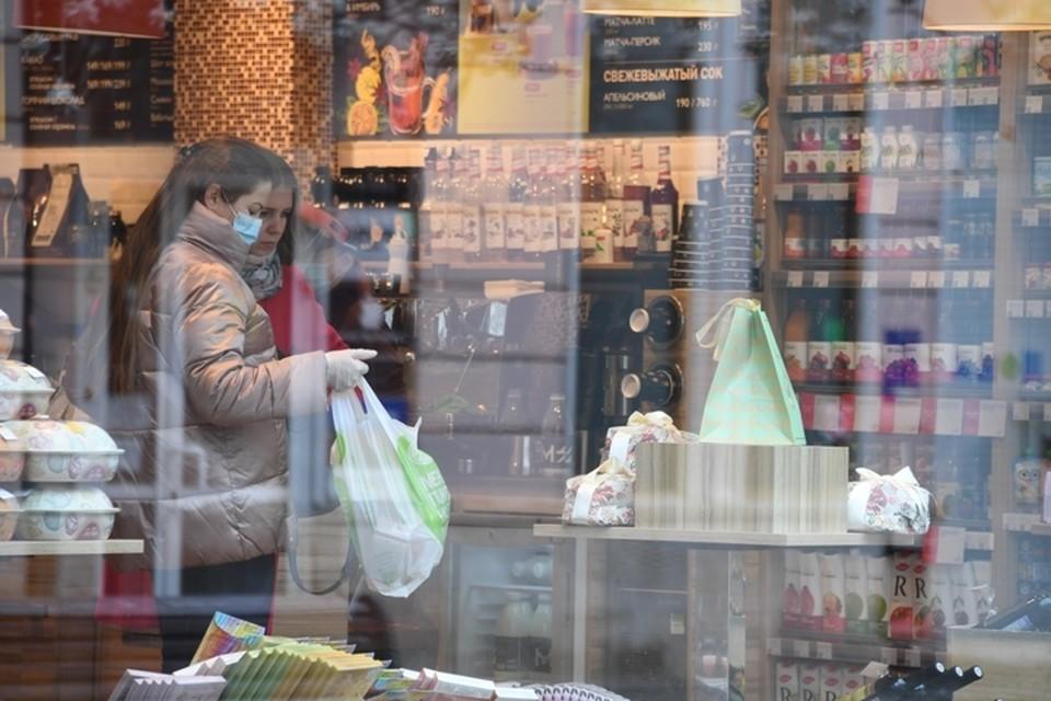 Магазины начали запрещать покупателям ходить без масок