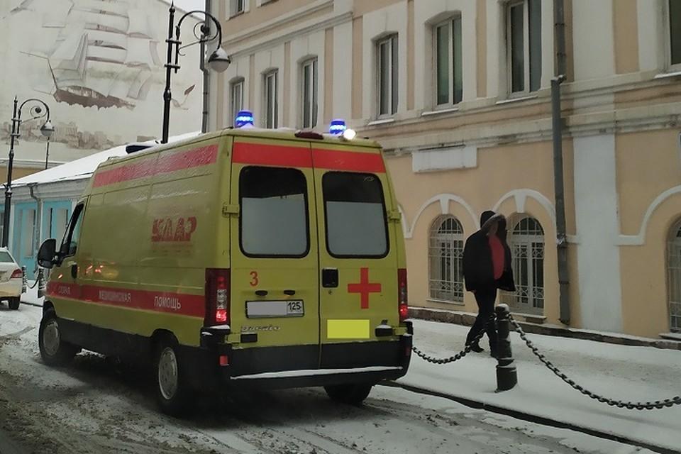 Медики из разных городов Приморья временно направлены для работы на станции скорой помощи в Находке