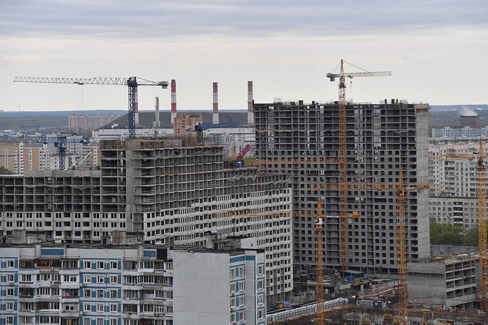 Выкуп квартир у застройщиков — одна из мер, озвученных по итогам апрельского совещания у президента