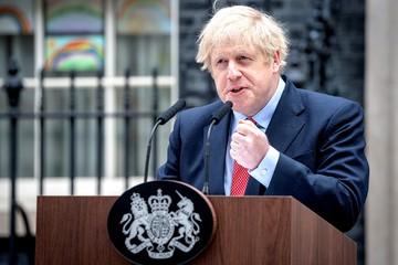 У премьер-министра Британии Бориса Джонсона родился сын