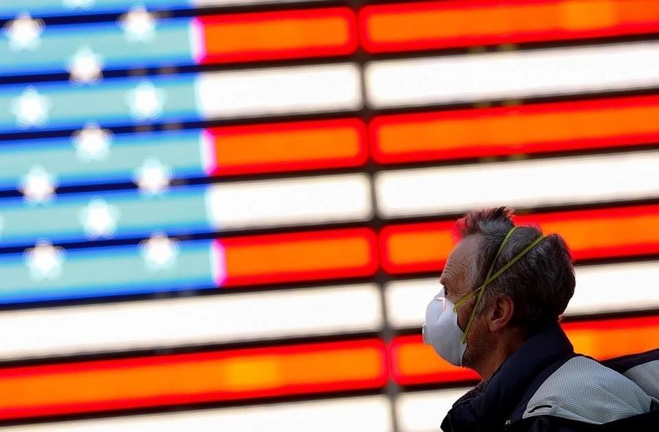 Нью-Йорк один из самых пострадавших городов США от коронавируса