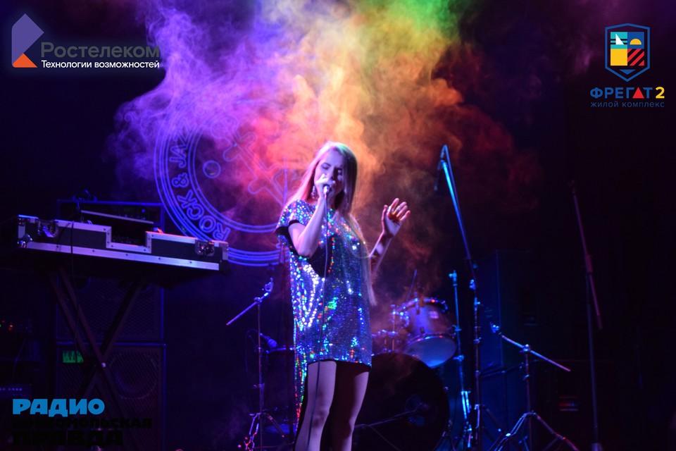 Талантливая певица ЛюSEA вновь спела свои хиты