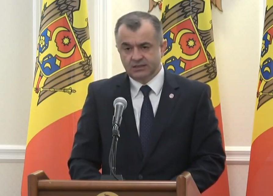 Премьер-министр Ион Кику: 15 мая режим ЧП в Молдове будет завершен