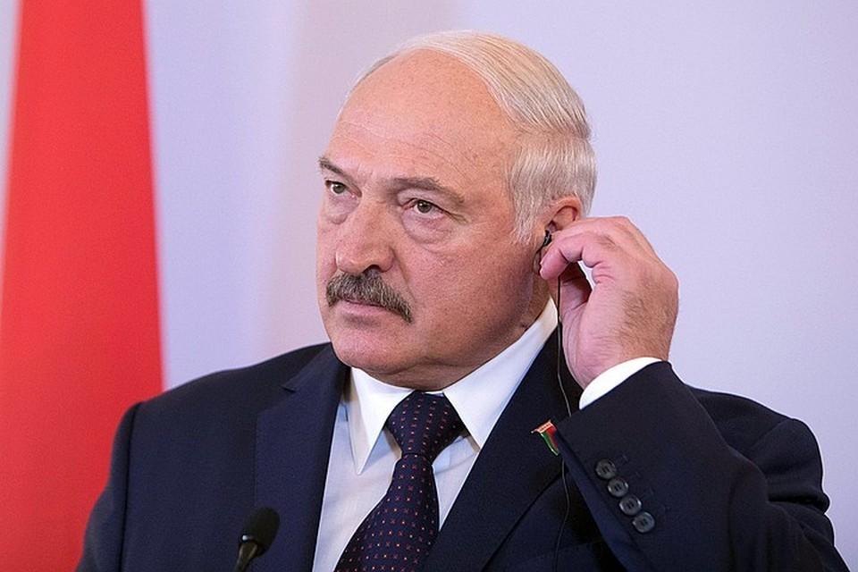 Ранее белорусский лидер рекомендовал для профилактики хоккей, сауну, 100 граммов и жирную пищу