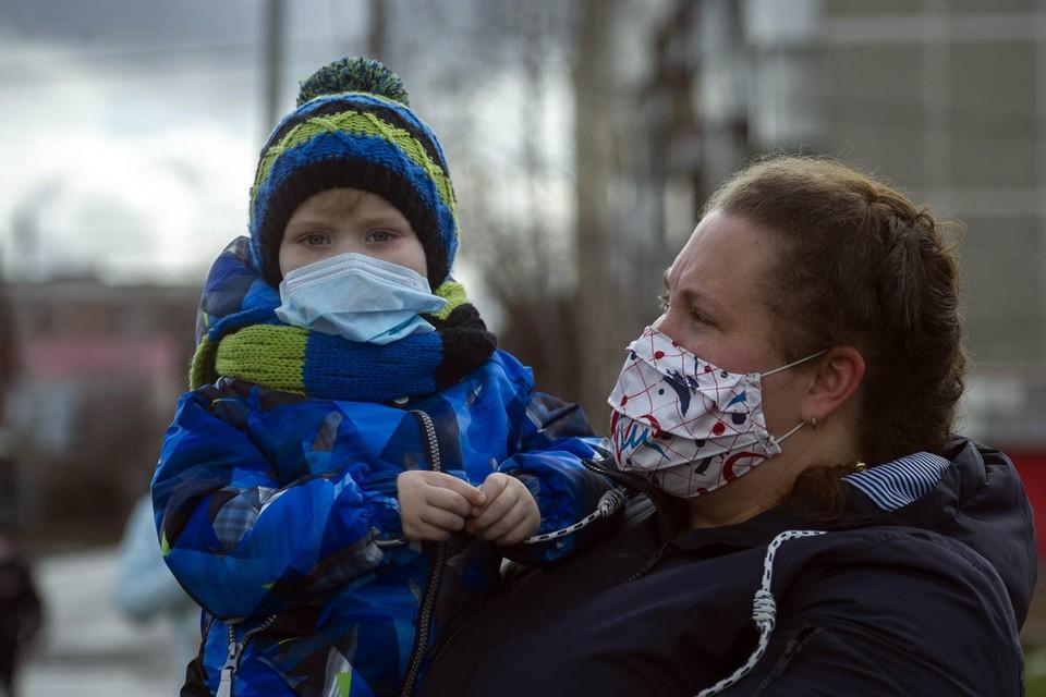 Вопреки распространенному убеждению, дети болеют.