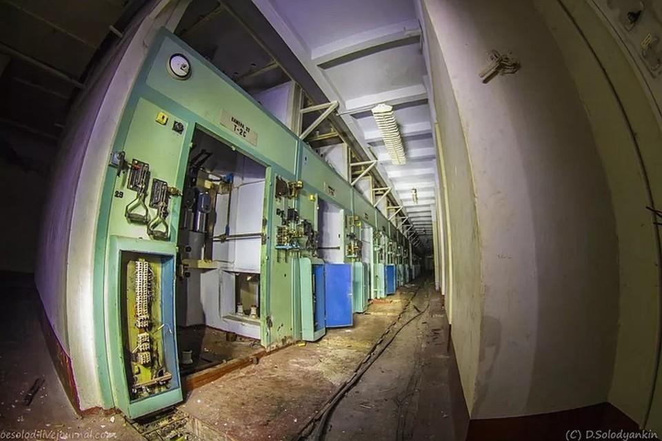 Подземный радиоцентр десятки лет вещал на всю страну. Фото: Дмитрий Солодянкин