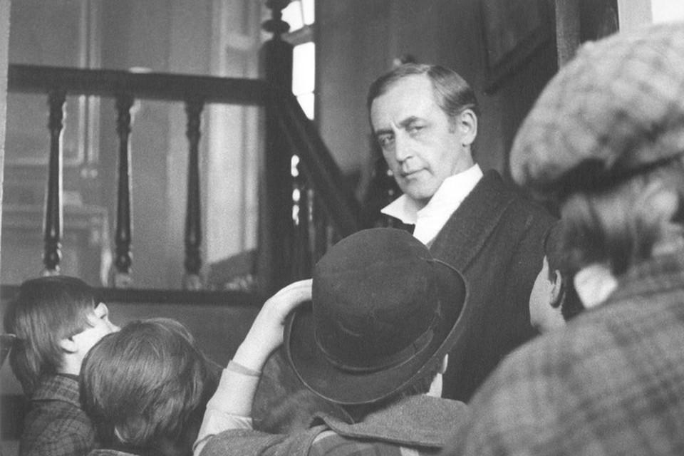 """Знаменитой киноэпопее о приключениях Шерлока Холмса в этом году исполнилось 40 лет! Фото: предоставлено киностудией """"Ленфильм"""""""
