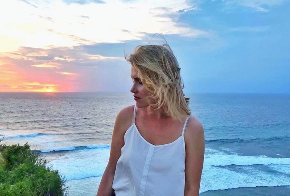Марина застряла на острове месте с подругой. Фото: предоставлено героем публикации