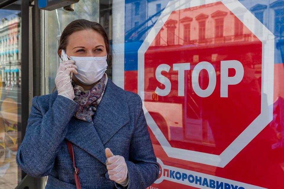 Как москвичи относятся к маскам и перчаткам