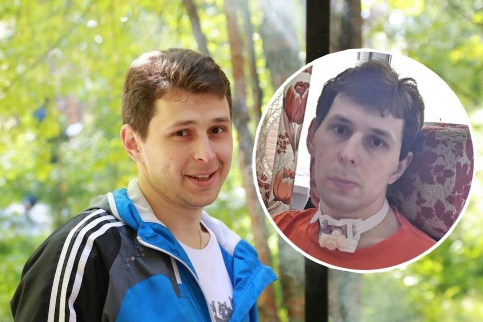 Дмитрий перенес ишемический инсульт. Фото: личный архив.
