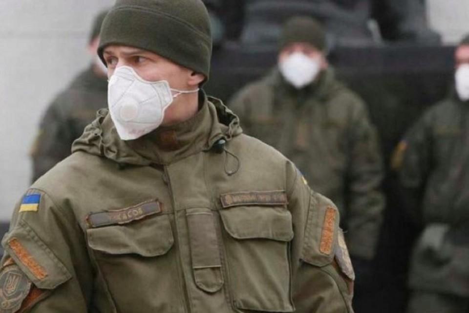 Военнослужащие ВСУ устроили драку во время ротации