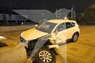 В Краснодаре мужчина пытался скрыться от полиции на авто и влетел в Вечный огонь