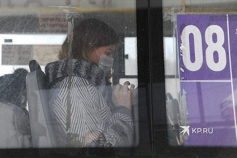 В Подмосковье почти все пассажиры соблюдают масочный режим