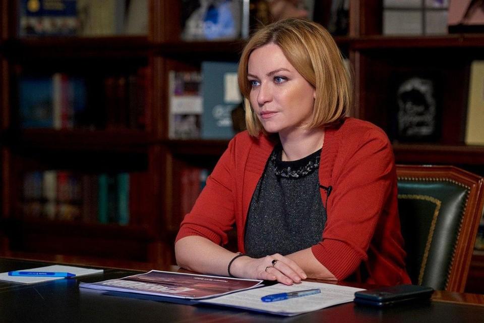 Министр культуры Ольга Любимова. Фото: Сергей Скопцов