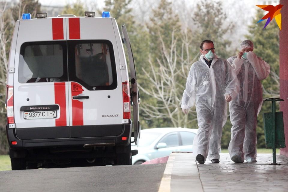 Глава Витебского облздрава рассказал, что из-за массовых мероприятий получилось очень большое инфицирование.