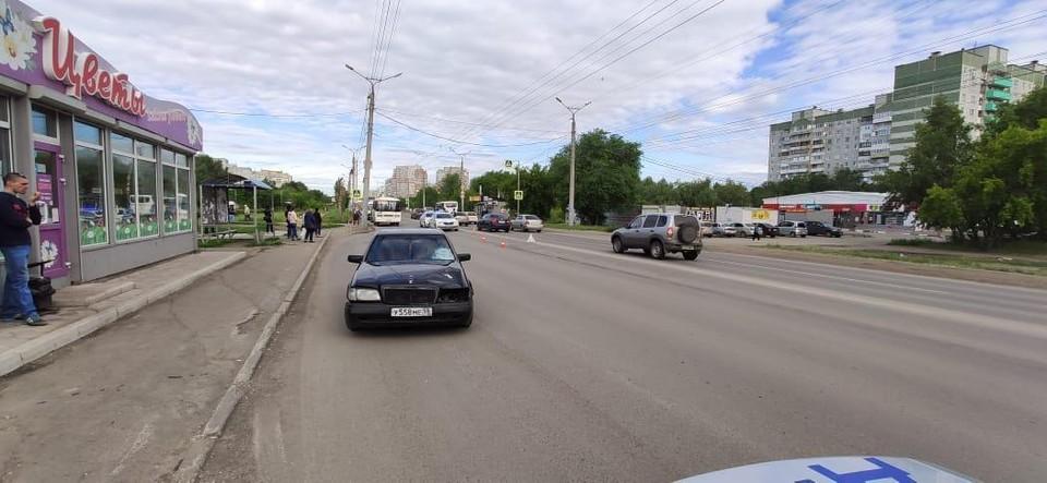 Фото: Госавтоинспекция по Омской области