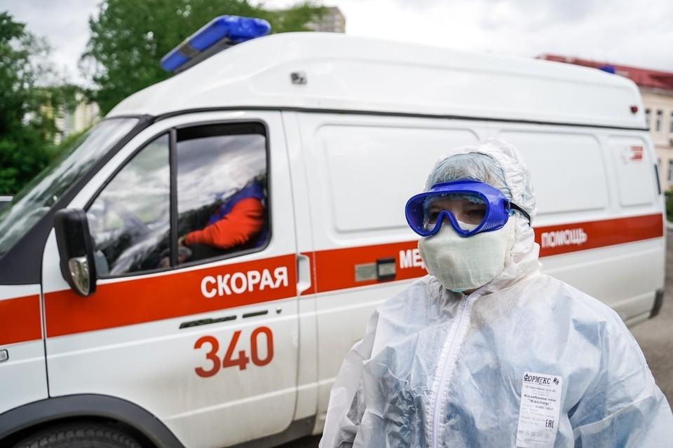 В Самарской области за сутки заболели коронавирусом еще 86 человек