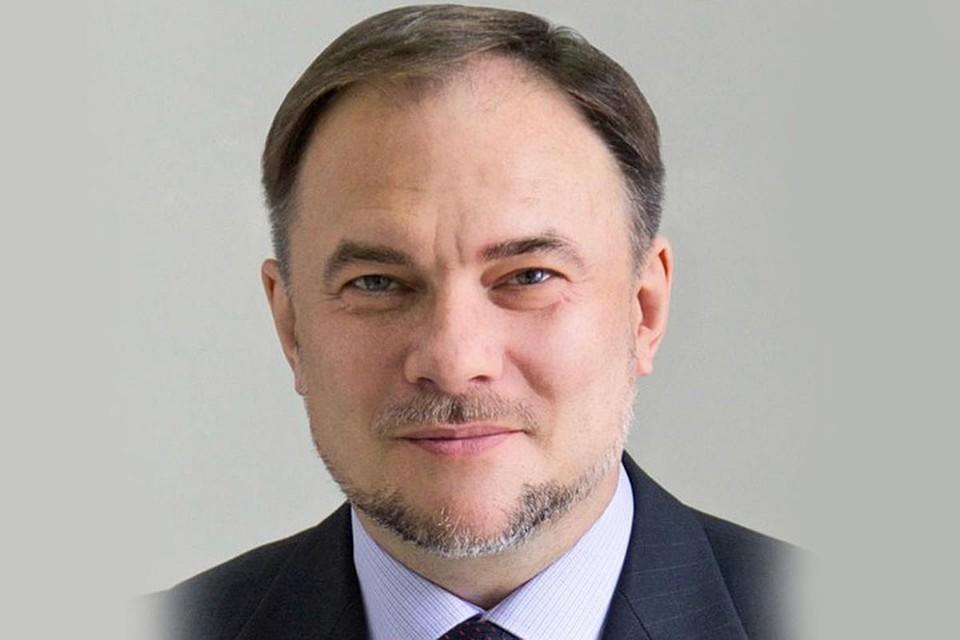 Заместитель министра науки и высшего образования Дмитрий Владимирович Афанасьев