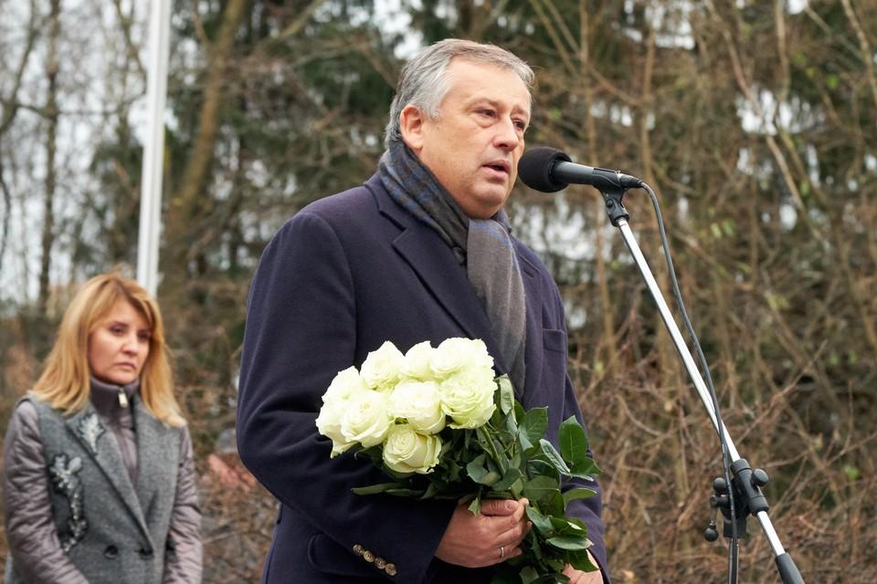 Александр Дрозденко выразил соболезнования в связи с кончиной члена градостроительного совета Ленинградской области Александра Павловича Викторова