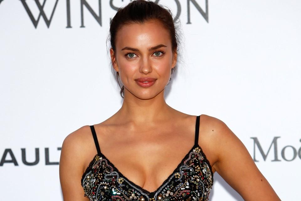 Ирина Шейк снялась в новой рекламе нижнего белья.