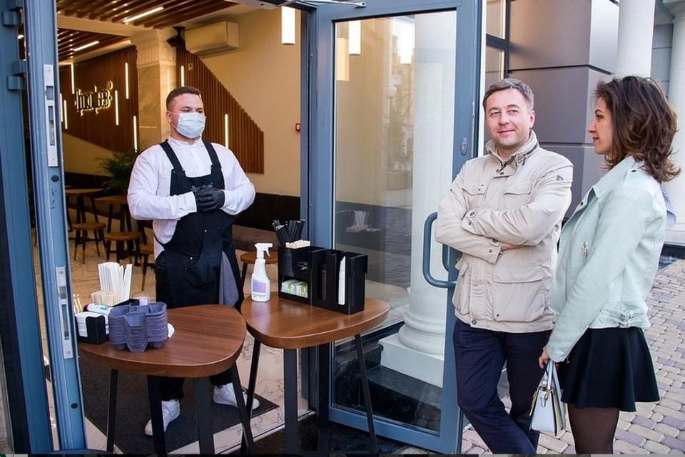 Крымские предприниматели активно подают заявки на федеральные меры поддержки