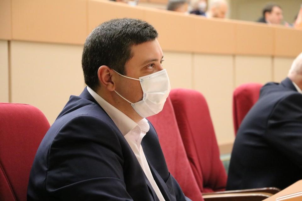 Евгений Ковалев
