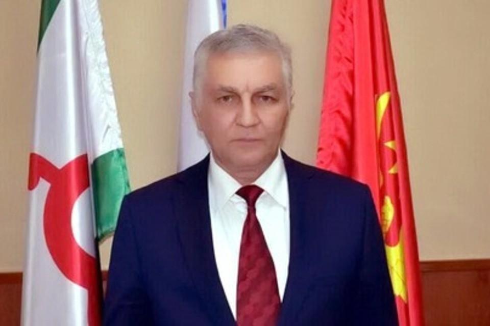 Руслан Арсамаков. Фото: мэрия Магаса