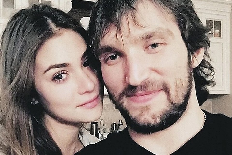 Анастасия Шубская и Александр Овечкин стали родителями во второй раз. Фото: Инстаграм.