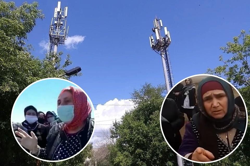Дагестанцы ведут настоящую войну с современными технологиями 5G. Фото: иллюстративное / кадры видео