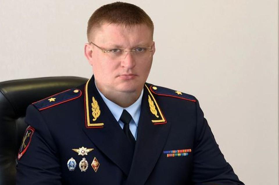 Глава рязанского УМВД Сергей Лебедев может перейти на руководящую должность в Москве.