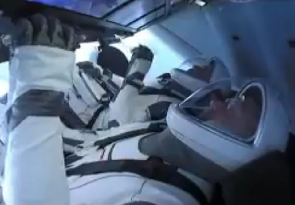 Это первый запуск космического корабля с территории США за девять лет