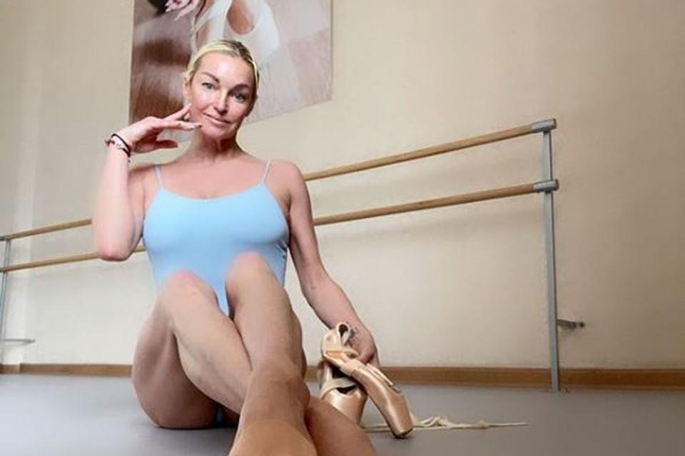 Анастасия рассказала об академизме в балете. Фото: Инстаграм.