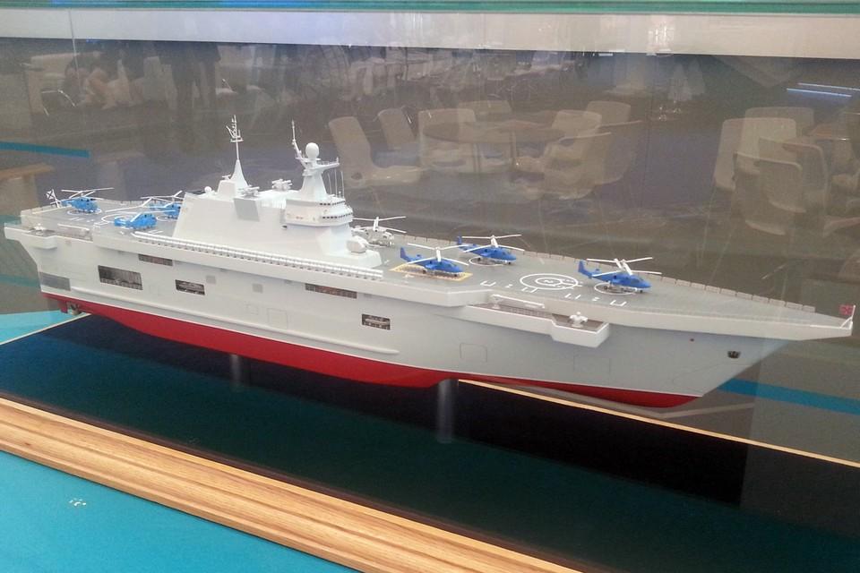 Сравнение российских универсальных десантных кораблей проекта «Прибой» с французскими «Мистралями» неправомерно.
