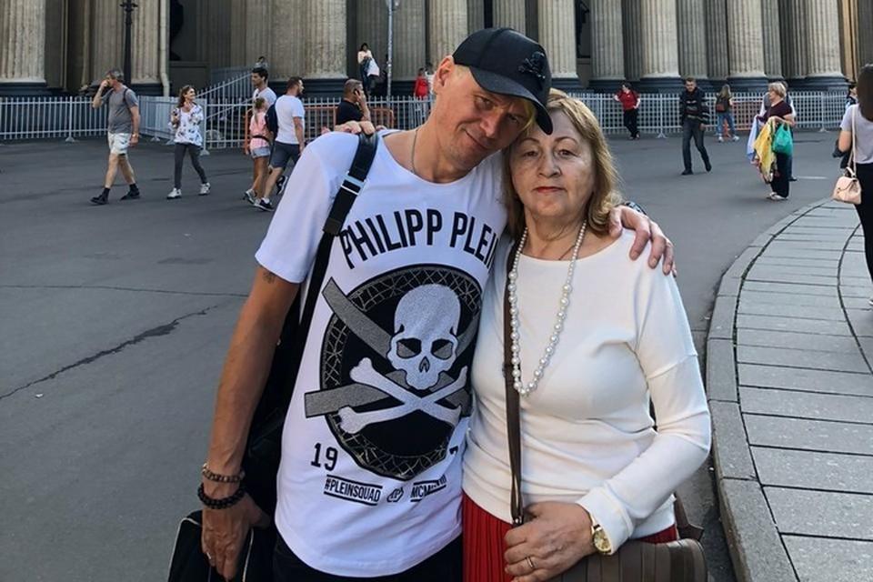 Гарик Богомазов с женой хотят переехать из Москвы в Санкт-Петербург. Фото: из личного архива героя публикации