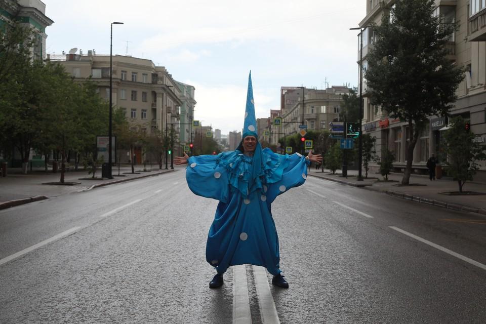 Детский карнавал 1 июня 2020 в Красноярске в период самоизоляции: как проходит и чем отличается от обычного.