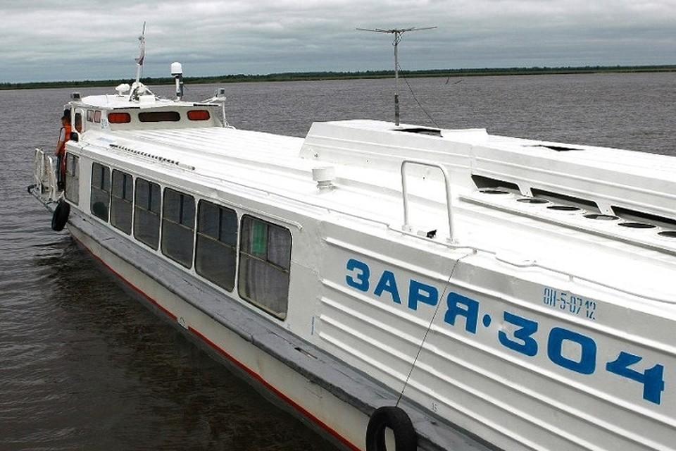 В Пуровском районе через неделю начнется пассажирская навигация Фото: puradm.ru