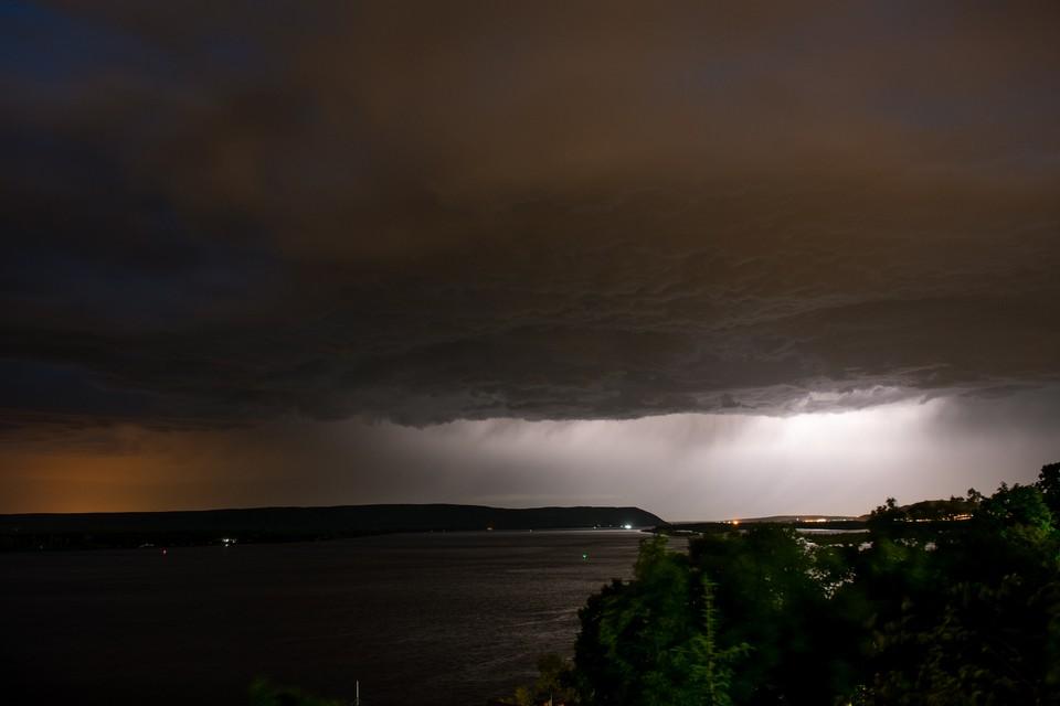 В Челябинской области обещают сильные дожди и град