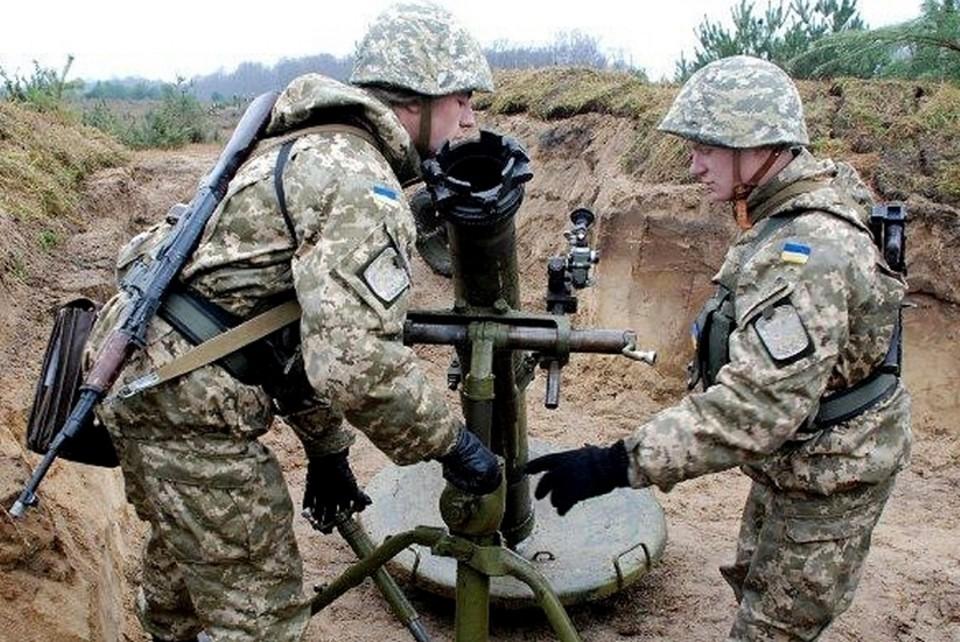 Такие минометы снимать с вооружения не собираются. Фото: novosti.icu
