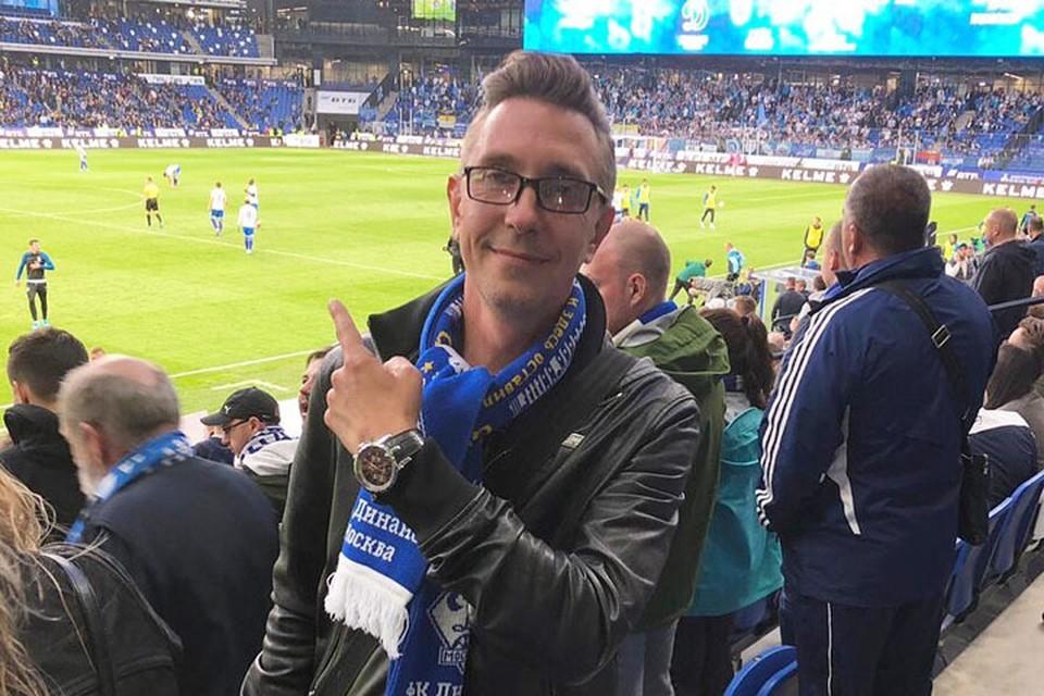 Льву Яшину Алексей не родственник, но с детства болеет за «Динамо».