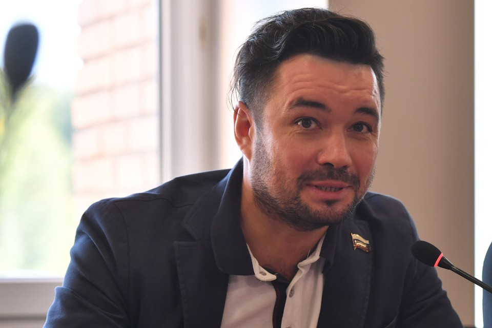 Глава попечительского совета «Уфы» Ростислав Мурзагулов