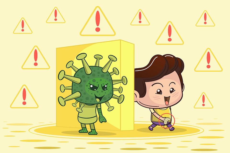 В Сургутском районе вновь масштабный прирост заражения коронавирусом