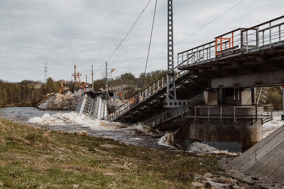 Обрушение моста можно ыбл опредотвратить. Фото: Ruslan Tulupov